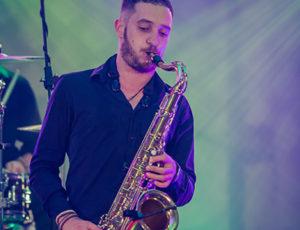 Mihai – saxofon